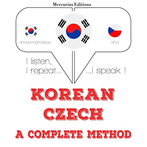 Korean – Czech. A complete method cover art