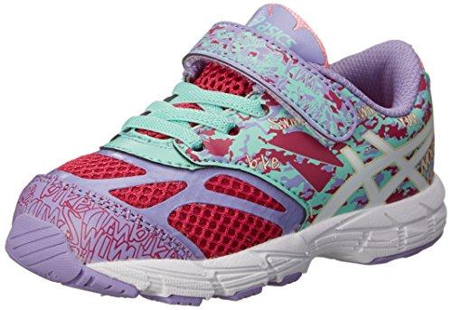 Asics ASICS Kids Noosa Tri 10 TS Running Shoe Cabernet/White/Violet 4 M US Toddler