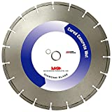 MK Diamond 139212 MK-500 16-Inch Wet Cutting Segmented Diamond Saw Blade with 1-Inch Arbor for Cured Concrete