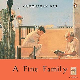 Fine Family audiobook cover art