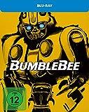 バンブルビー ブルーレイ 限定スチールブック仕様 [Blu-ray リージョンフリー 日本語有り] (輸入版) -Bumblebee Limited Steelbook-