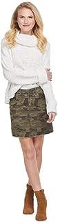 Women's Stevie Skirt Green Camo