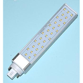 13w Led Pl Lamp 4pin G24 Natural White Amazon Co Uk Lighting