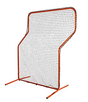 CHAMPRO Brute Heavy-Duty Steel Frame Baseball/Softball Pitcher s Z Screen Batting Cage Practice Net 7 x 5'
