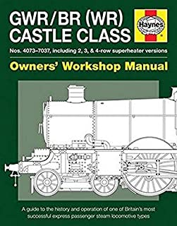 GWR/BR (WR) Castle Class Manual: A guide to the history and operation of one of Britain's most successful express passenger steam locomotive types