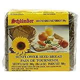 Schlunder German Sunflower Seed Bread 500g (2-pack)