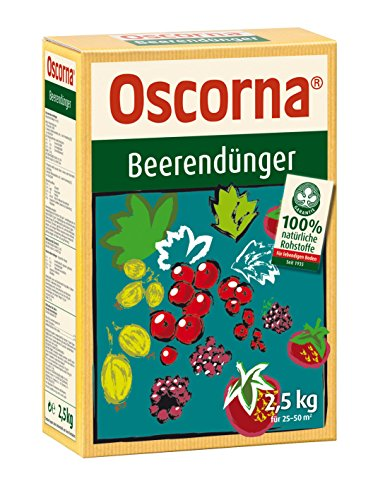 Oscorna Engrais pour Baies, 2,5 kg
