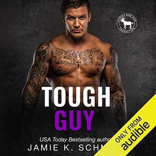 Tough Guy Audiobook By Jamie K. Schmidt, Hero Club cover art