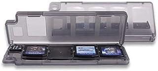 Distinct Compatibile con Sony PS Vita PSV 10 in 1 Scatola di Carta del Gioco di Memoria di archiviazione