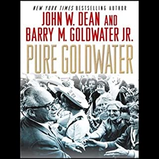Pure Goldwater audiobook cover art