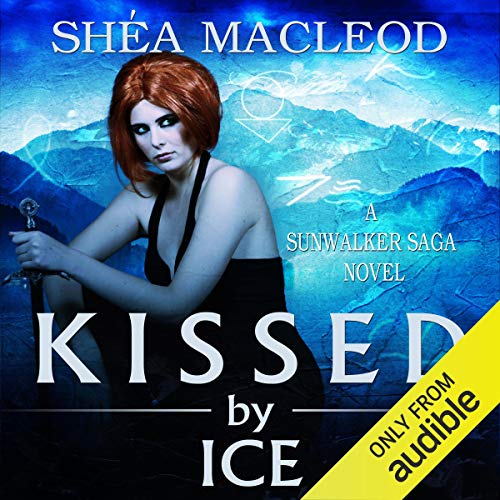 Kissed by Ice cover art