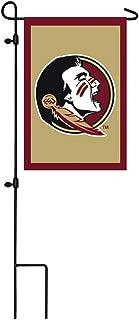 Team Sports America Florida State Garden Flag - 13 x 18 Inches