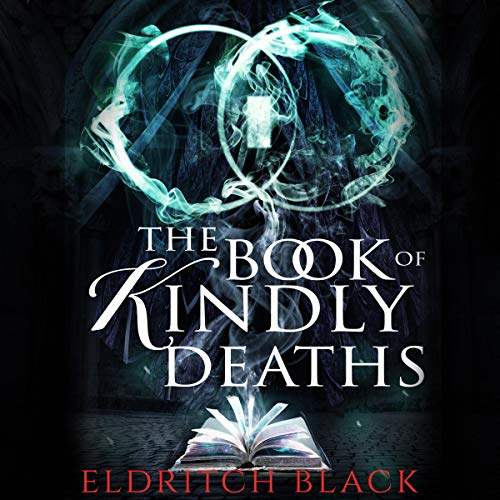 The Book of Kindly Deaths audiobook cover art