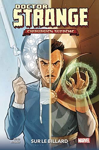 Dr Strange - Chirurgien suprême