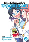Miss Kobayashi's Dragon Maid: Elma's Office Lady Diary Vol. 2 (Miss Kobayashi's Dragon Maid: Elma's Office Lady Diary, 2)