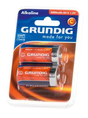 Grundig Alkaline Batterie (1,5V, 2-er Pack)