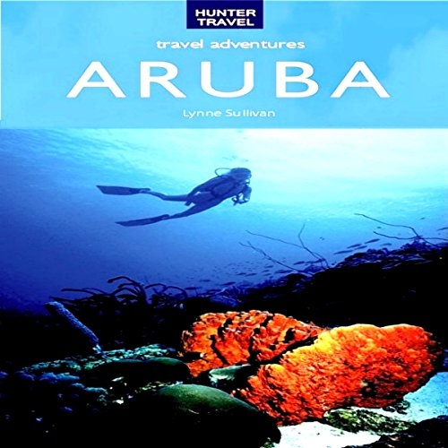 Aruba Travel Adventures audiobook cover art