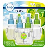Febreze Plug Air Freshener Oil Refill, Gain