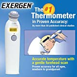 Exergen Temporal Artery Thermometer MODEL# 2000C by Exergen