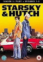 Starsky & Hutch-Eps.1-4 [Reino Unido] [DVD]