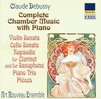 Debussy: Die Kammermusik Mit