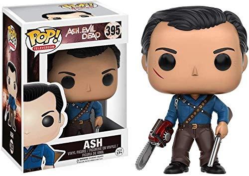 A-Generic Funko Ash VS Evil Dead Figura # 395 Ash Pop! Multicolor