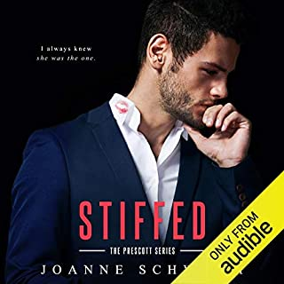 Stiffed audiobook cover art