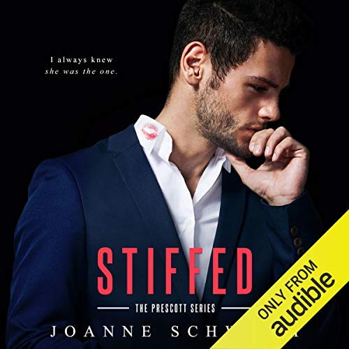 Stiffed                   By:                                                                                                                                 Joanne Schwehm                               Narrated by:                                                                                                                                 Aaron Shedlock,                                                                                        Mackenzie Cartwright                      Length: 7 hrs and 42 mins     24 ratings     Overall 4.5