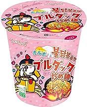 SAMYANG 三養 カルボナーラブルダック 炒め麺カップ (15個入りケース)