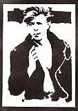David Bowie Poster Plakat Handmade Graffiti Street Art -