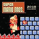Super Mario Bros. 2018 Wall Calendar (retro art): Art from the Original Game: Art from the original game (Calendars 2018)