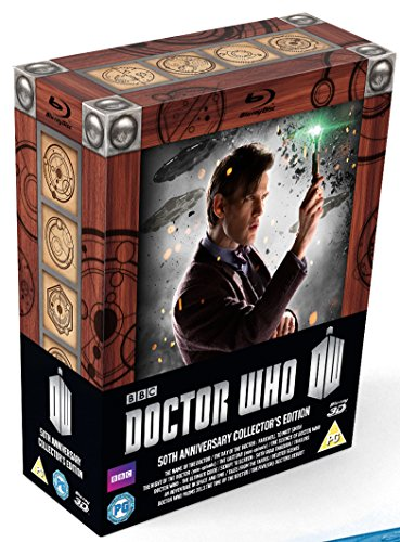 Doctor Who - 50th Anniversary Collection (Limited Edition) [Blu-ray]