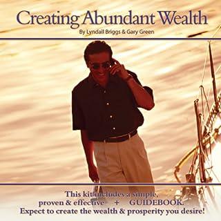 Creating Abundant Wealth audiobook cover art