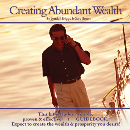 Creating Abundant Wealth audiobook cover art