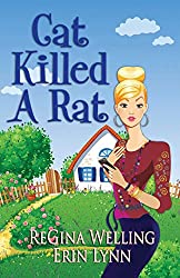Cat Mystery books - Cat Killed a Rat