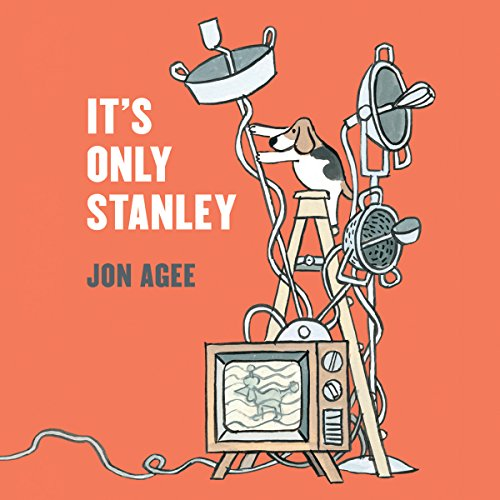 It's Only Stanley audiobook cover art