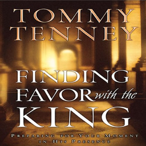 Finding Favor with the King audiobook cover art