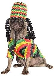 Classics Collection Rasta Dog Costume