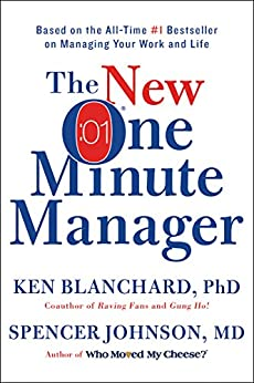 The New One Minute Manager by [Ken Blanchard, Spencer Johnson]