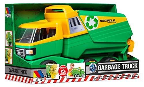 M MOLTO Camión de la Basura de Juguete