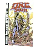 By James Stokoe Orc Stain Volume 1 TP