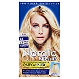 Nordic Blonde de Schwarzkopf - Tono L1 Aclarante Intensivo , 1 ud, Coloración Permanente