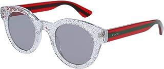 غوتشي نظارة شمسية للجنسين ، GG0002S-005-46