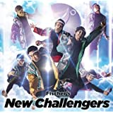 New Challengers (初回限定盤)(トレーディングカード(8種類の内1種)封入)