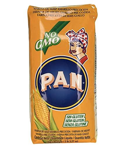 Pan Farina di Mais giallo Precotta 1 kg