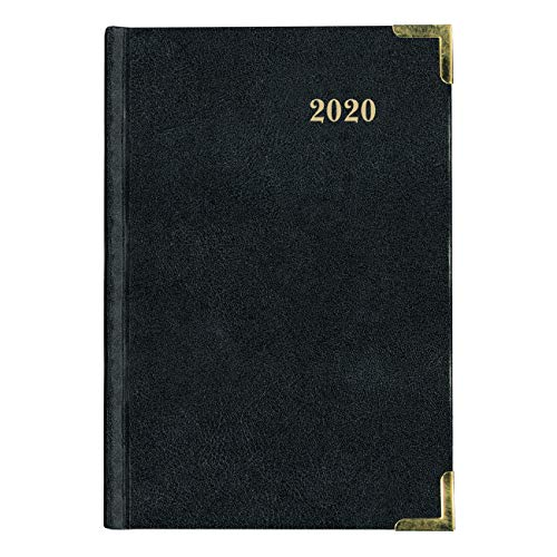 Brownline 2020 Weekly Executive Appointment Book, Assorted Colors, Colors May Vary, 8.25 x 5.5 inches (CBE507.ASX-20)