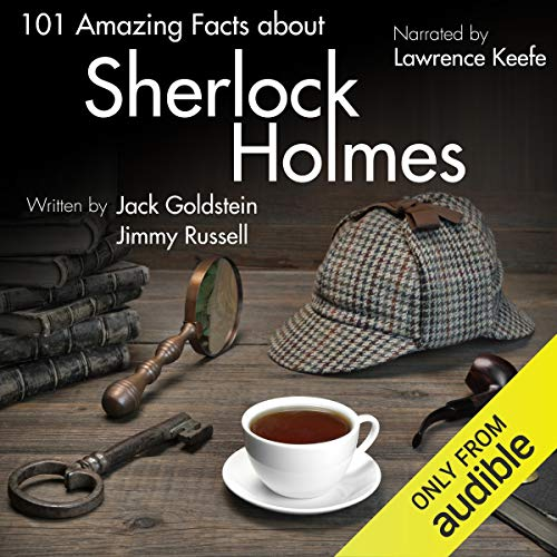 101 Amazing Facts About Sherlock Holmes cover art