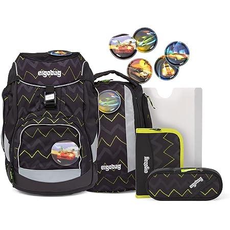 ergobag Pack Schulrucksack Set 6-TLG. 200 BärStärke