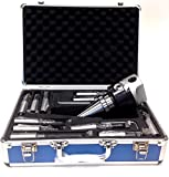 Hhip Boring Tool set (vari Boring Head, misure: 5,1cm–7,6cm), 3' Boring Head, NT/NMTB 40 Shank, 1