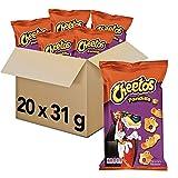 Pack 20 Bolsas de Cheetos Pandilla, Snack de Queso para Compartir con Amigos, 20 x 31 g, 620 g